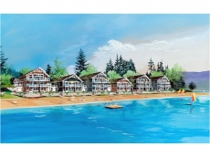 Beautiful waterfront townhome in Celista BC!