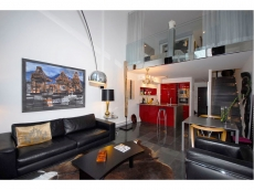 1 bedroom loft unlike any other at The Hudson!